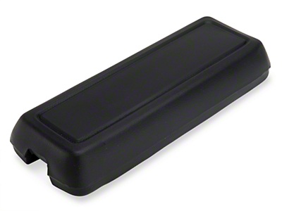 Scott Drake Center Console Arm Rest Lid - Black (79-86 All)