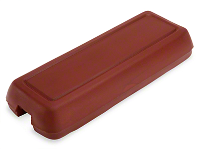 Center Console Arm Rest Lid - Red (79-86 All)