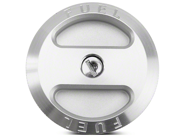 Scott Drake Billet Locking Fuel Cap (05-09 All)