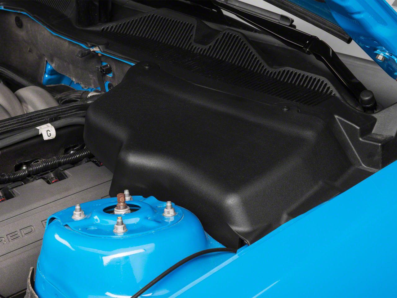Battery & Master Brake Cylinder Cover Kit (10-14 All)