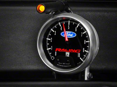 how to install a ford racing tachometer w shift light on your 1979 rh americanmuscle com Ford Racing Seats Ford Racing Gauges
