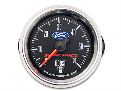 Ford Performance Boost Gauge (79-17 All)
