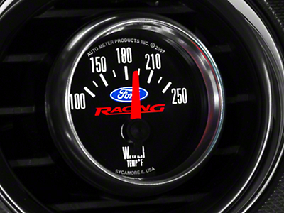 Ford Performance Water Temp Gauge (79-18 All)