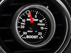 Auto Meter Sport Comp II 20 PSI Boost/Vac Gauge - Mechanical (79-19 All)