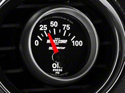 Auto Meter Sport Comp II Oil Pressure Gauge - Electrical (79-19 All)