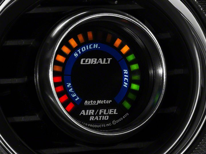 Installation Instructions For Auto Meter Cobalt Air Fuel