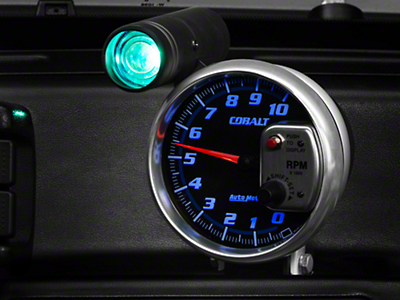 Auto Meter Cobalt 5 in. Tachometer w/ Shift Light (79-19 All)