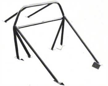 SR Performance 8-Point Roll Bar (79-93 Coupe, Hatchback)