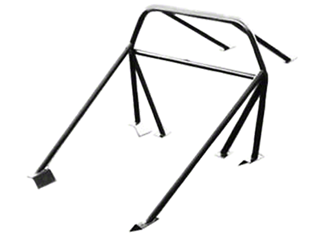 SR Performance 8-Point Roll Bar (05-14 Coupe)