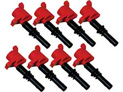 MSD Blaster Coil Packs; Red (05-08 GT)