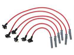 MSD Super Conductor 8.5mm Spark Plug Wires; Red (94-98 V6)