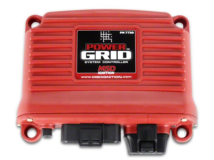How to install an msd power grid system on your 1979 1995 mustang american muscle sciox Images