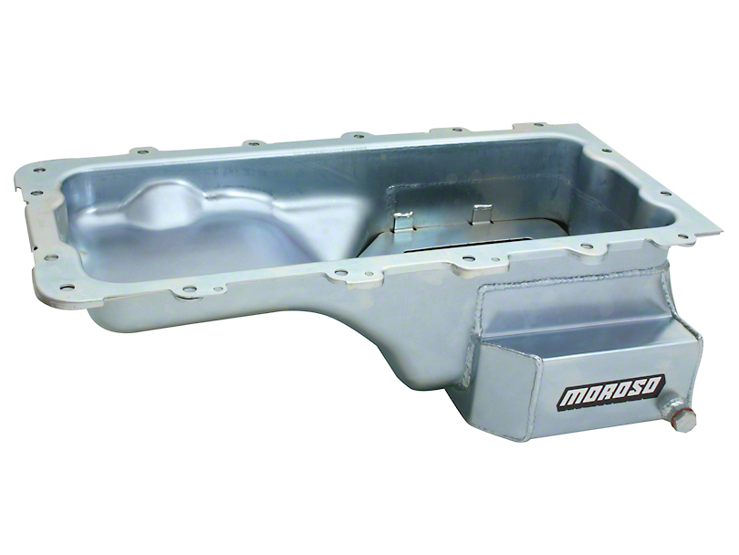 Moroso Replacement Performance Oil Pan (96-04 4.6L)
