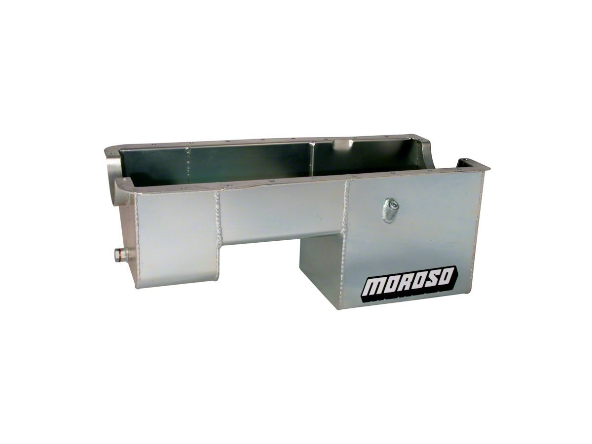 Moroso Performance Replacement Oil Pan (79-95 5 0L)