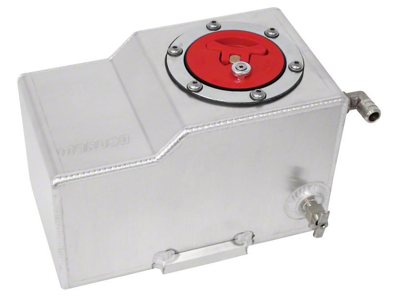 Moroso Aluminum Universal Supercharger Coolant Tank (05-14 All)