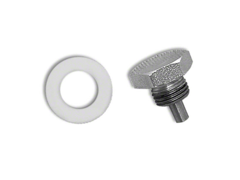 Moroso Magnetic Oil Pan Drain Plug (79-14 All)