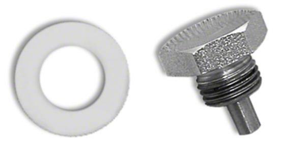 Moroso Magnetic Oil Pan Drain Plug (79-14 All)