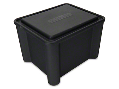 Moroso Sealed Polyethylene Battery Box (79-17 All)