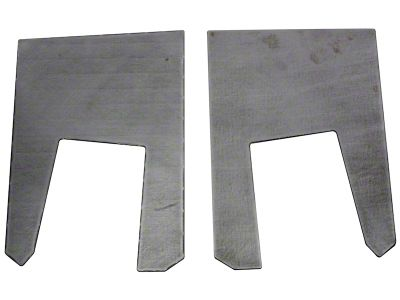 Competition Engineering Torque Box Reinforcement Plates (79-95 All)
