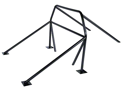 Competition Engineering Complete 8-Point Roll Bar (79-93 Coupe, Hatchback)