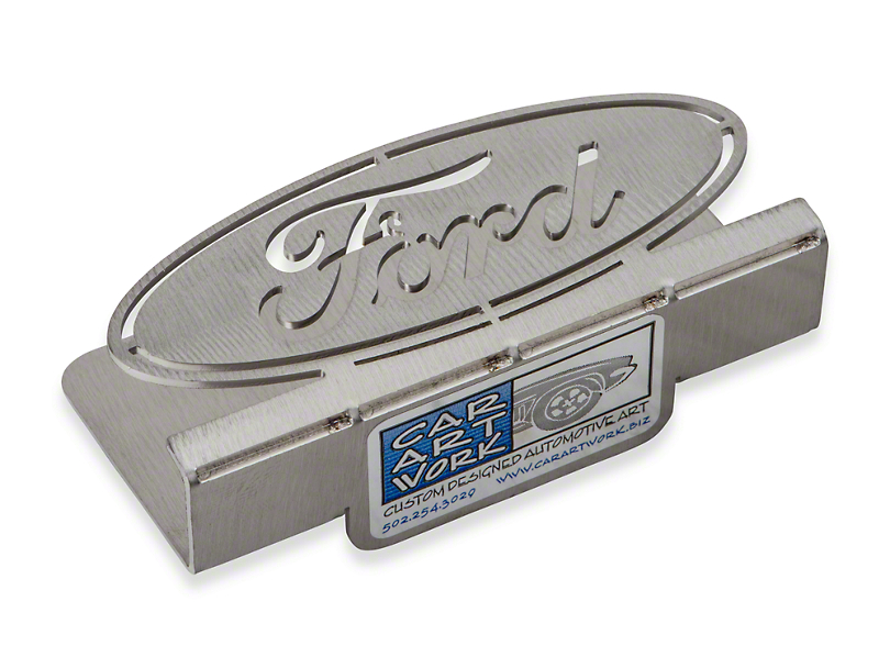 Ford Oval Buiness Card Holder