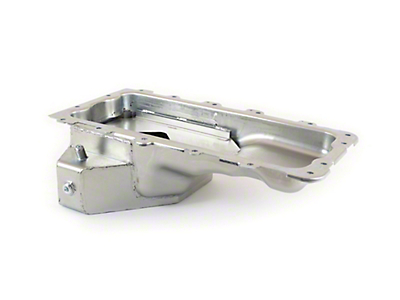 Canton Rear Sump Oil Pan - Street (96-09 V8)