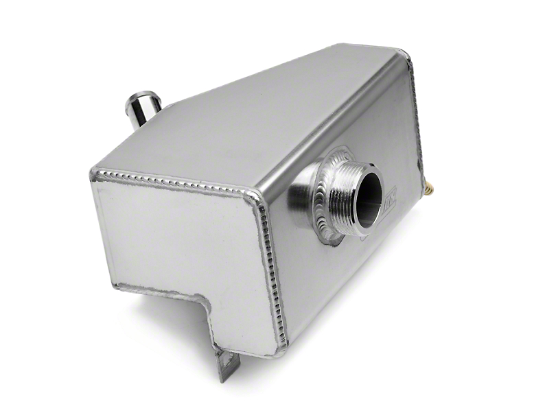 Canton Aluminum Coolant Expansion Tank; Stock Neck (05-09 GT)