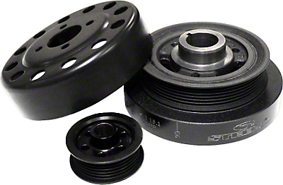 Steeda Underdrive Pulleys (96-99 Cobra; 01 Bullitt)