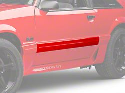 OPR Left Side Door Molding (87-93 GT)