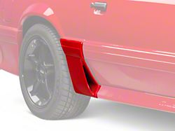 OPR Right Side Quarter Molding w/ Side Scoop - Side (87-93 GT)