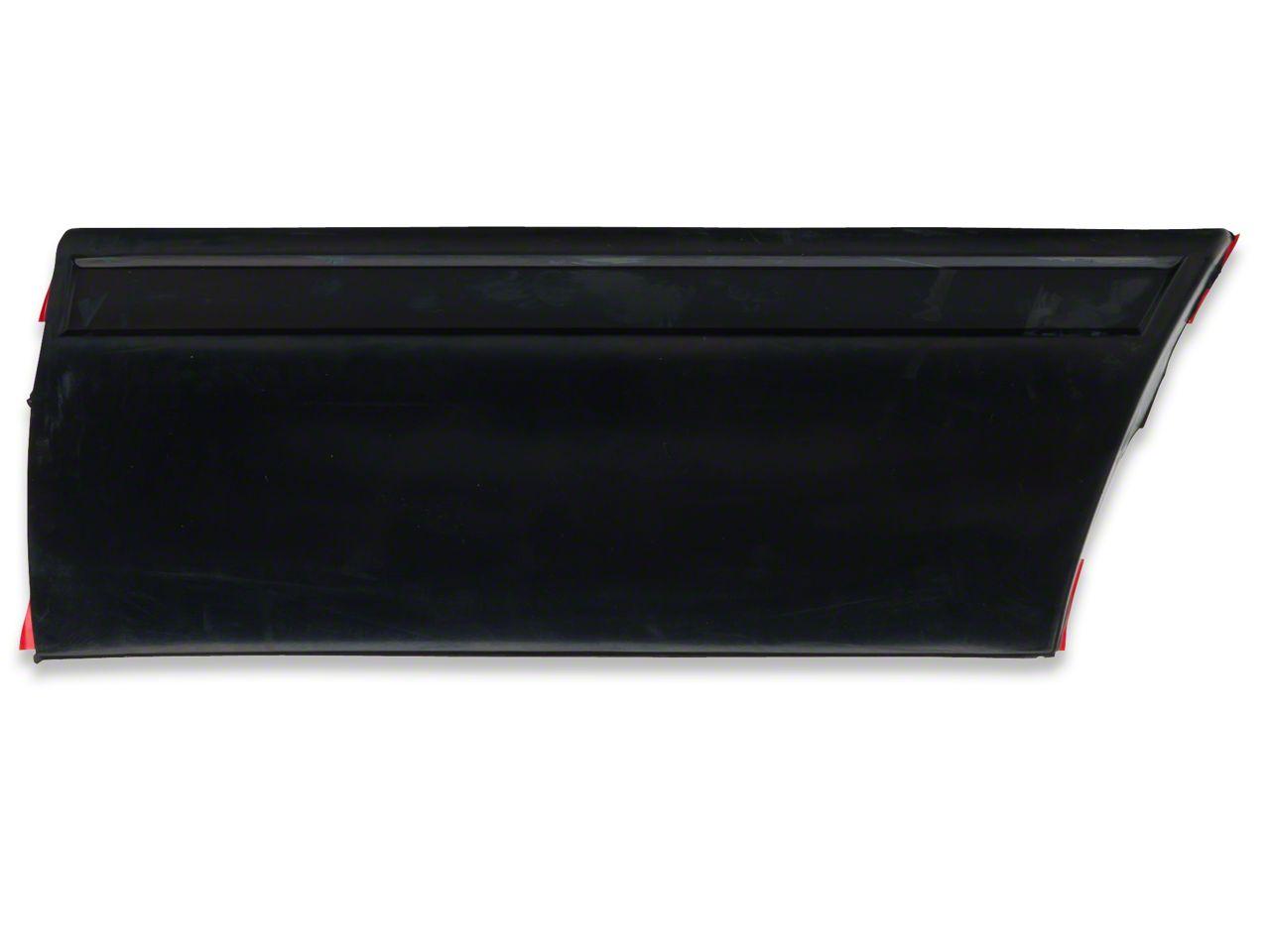 OPR Front Right Side Fender Molding - Rear (87-93 LX)