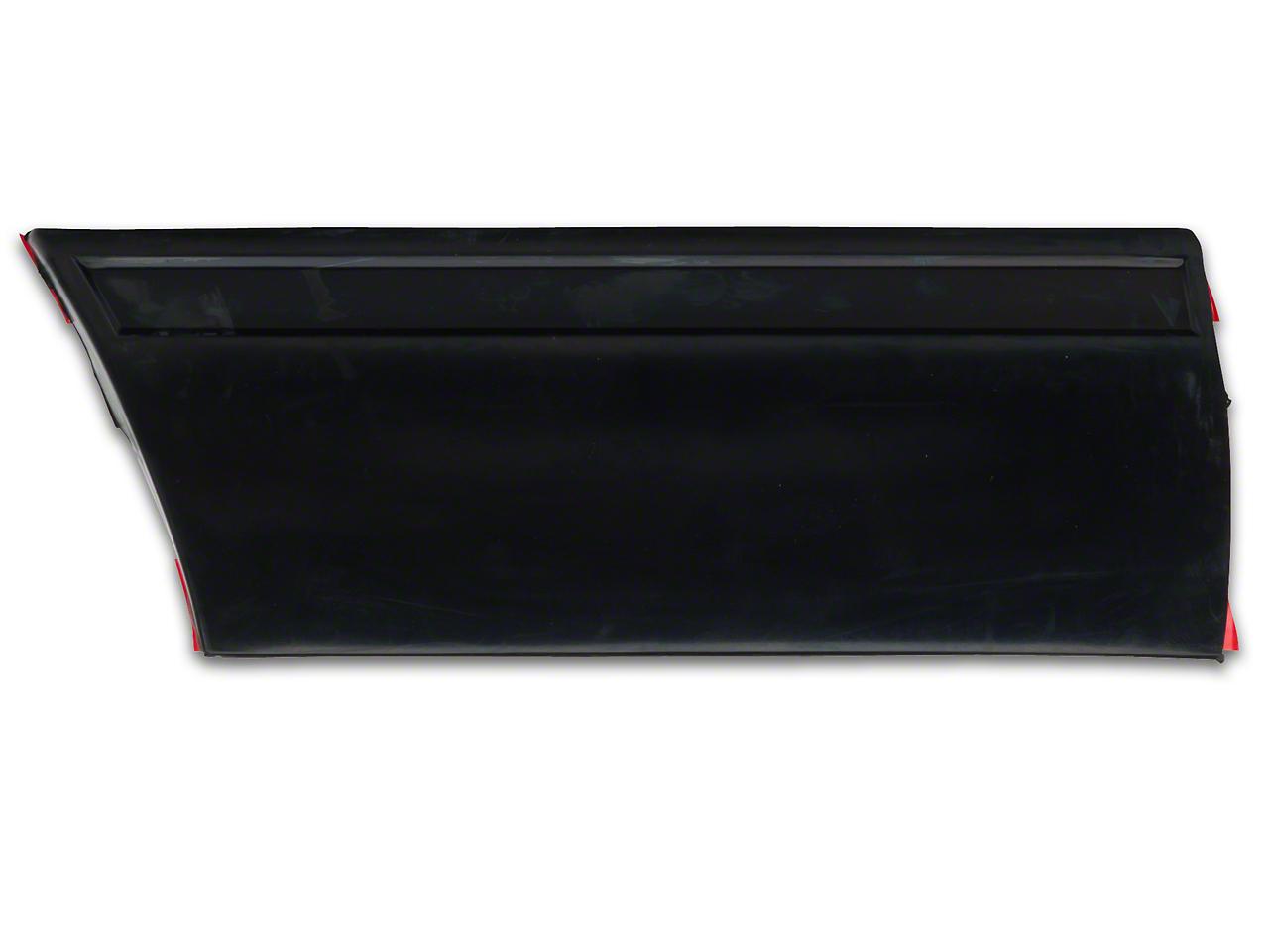 OPR Front Left Side Fender Molding - Rear (87-93 LX)