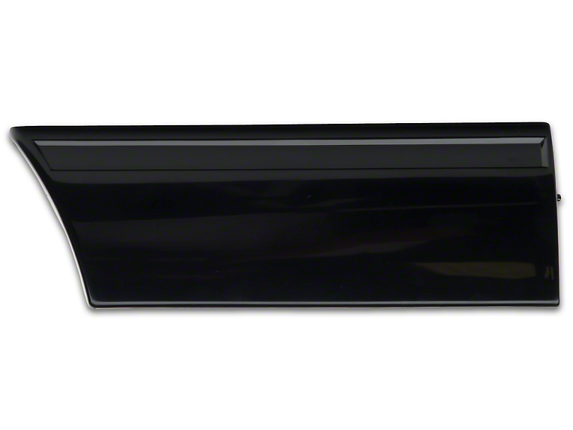 OPR Front Right Side Fender Molding - Front (91-93 LX)