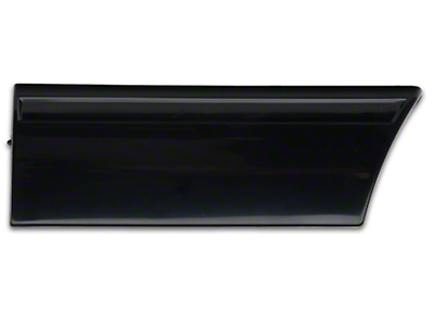OPR Front Left Side Fender Molding - Front (91-93 LX)
