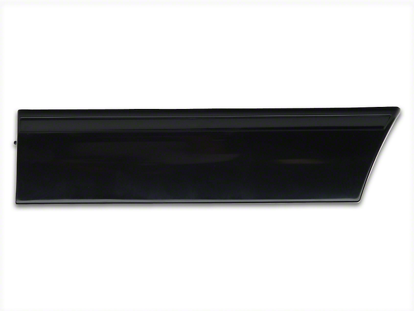 OPR Right Side Quarter Molding - Rear (87-93 LX)