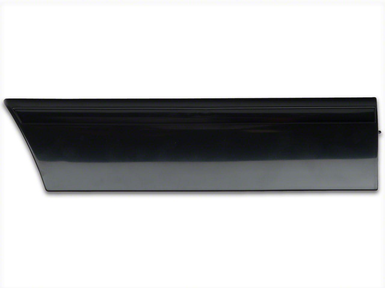 OPR Left Side Quarter Molding - Rear (87-93 LX)