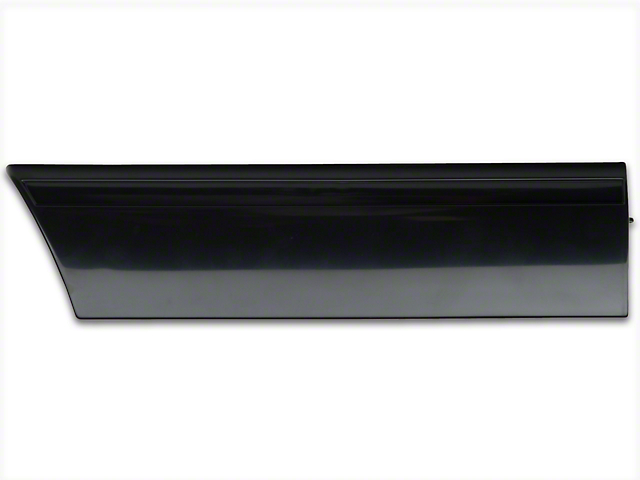 OPR Left Side Quarter Molding - Rear (87-93 LX)