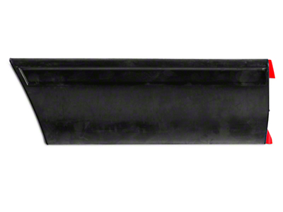 OPR Right Side Quarter Molding - Front (87-93 LX)