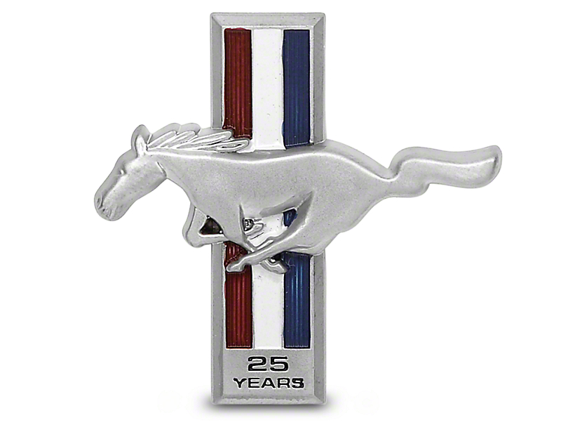 OPR 25th Anniversary Dash Emblem