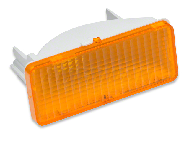 OPR Parking Light; Amber (79-86 All)