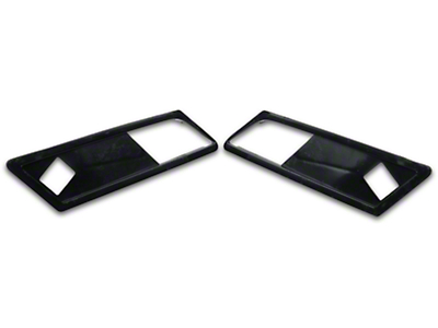 OPR Side Marker Lens Retainer Brackets - Pair (79-86 All)