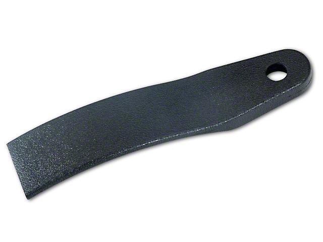 OPR Outer Seat Belt Sleeve - Black (79-93 All)