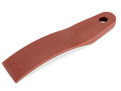 OPR Outer Seat Belt Sleeve - Red (79-93 All)