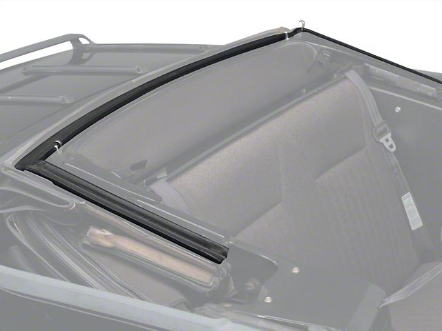 OPR Convertible Top Header Weatherstrip (85-93 Convertible)