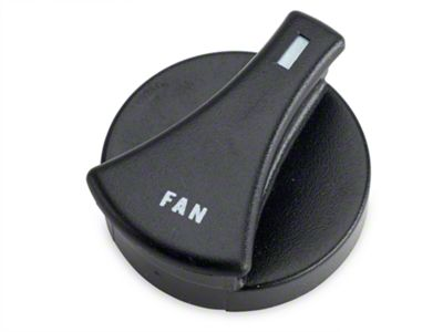 OPR HVAC Control Knob - Fan (87-89 All)