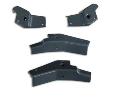 OPR T-Top Striker Plates - Set of 4 (81-88 All)