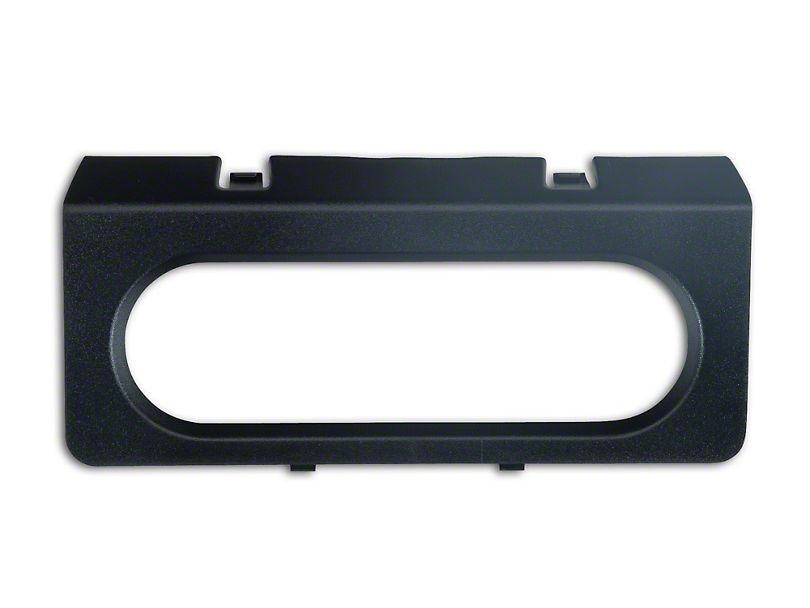 OPR HVAC Control Panel Trim Bezel (90-93 All)