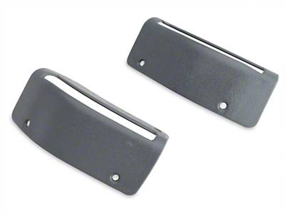 OPR Convertible Seat Belt Bezels - Pair (85-89 Convertible)