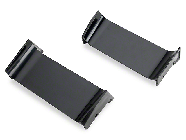 OPR Headlight Divider Bars (83-86 All, Excluding SVO)