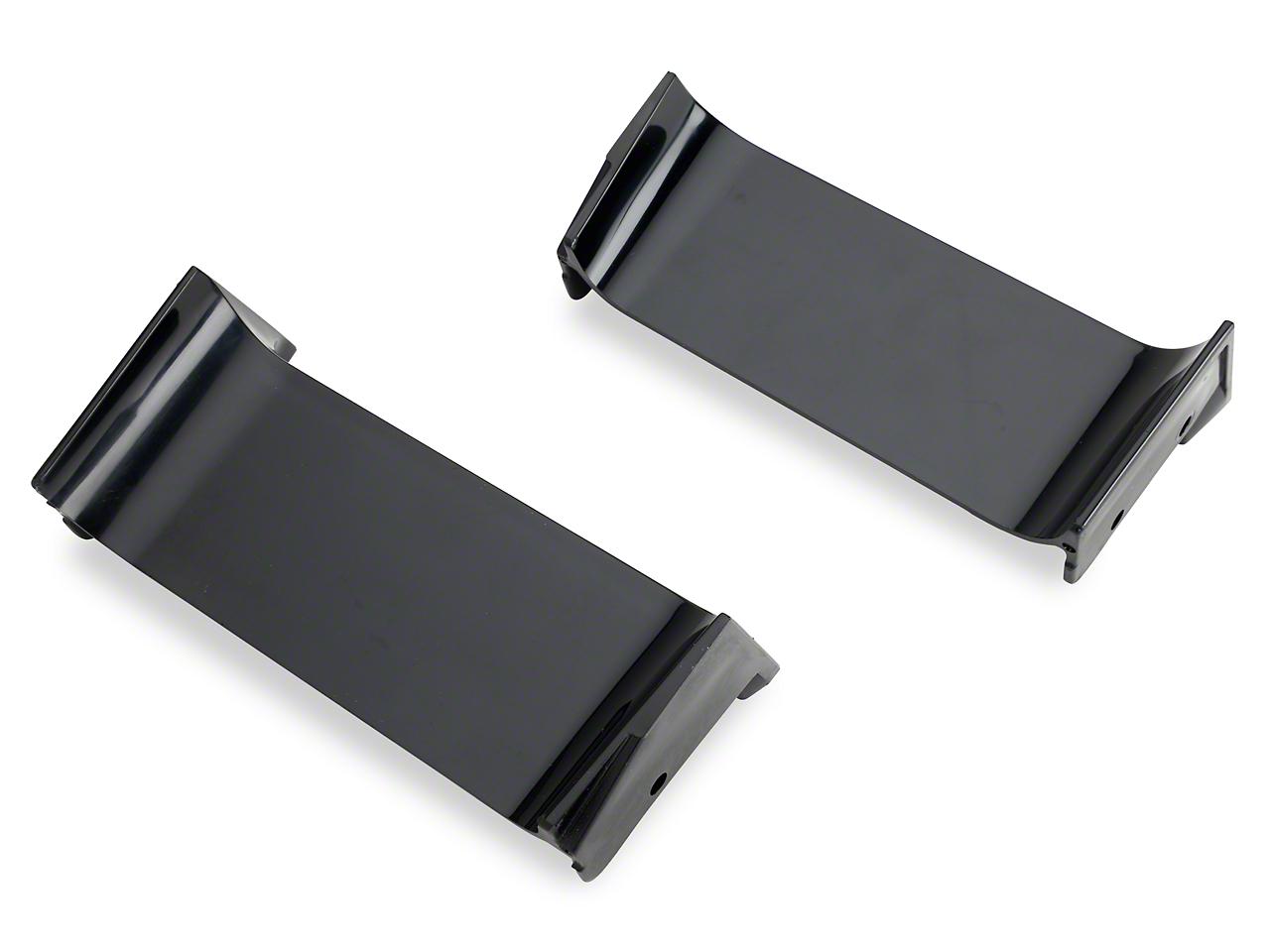 OPR Headlight Divider Bars (83-86 All, Excluding SVO)